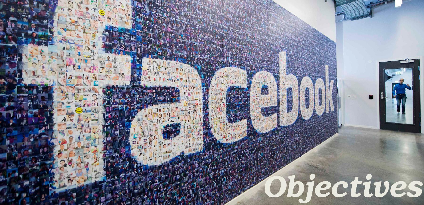 Facebook Objectives